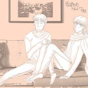 お家デート(乙の部屋)